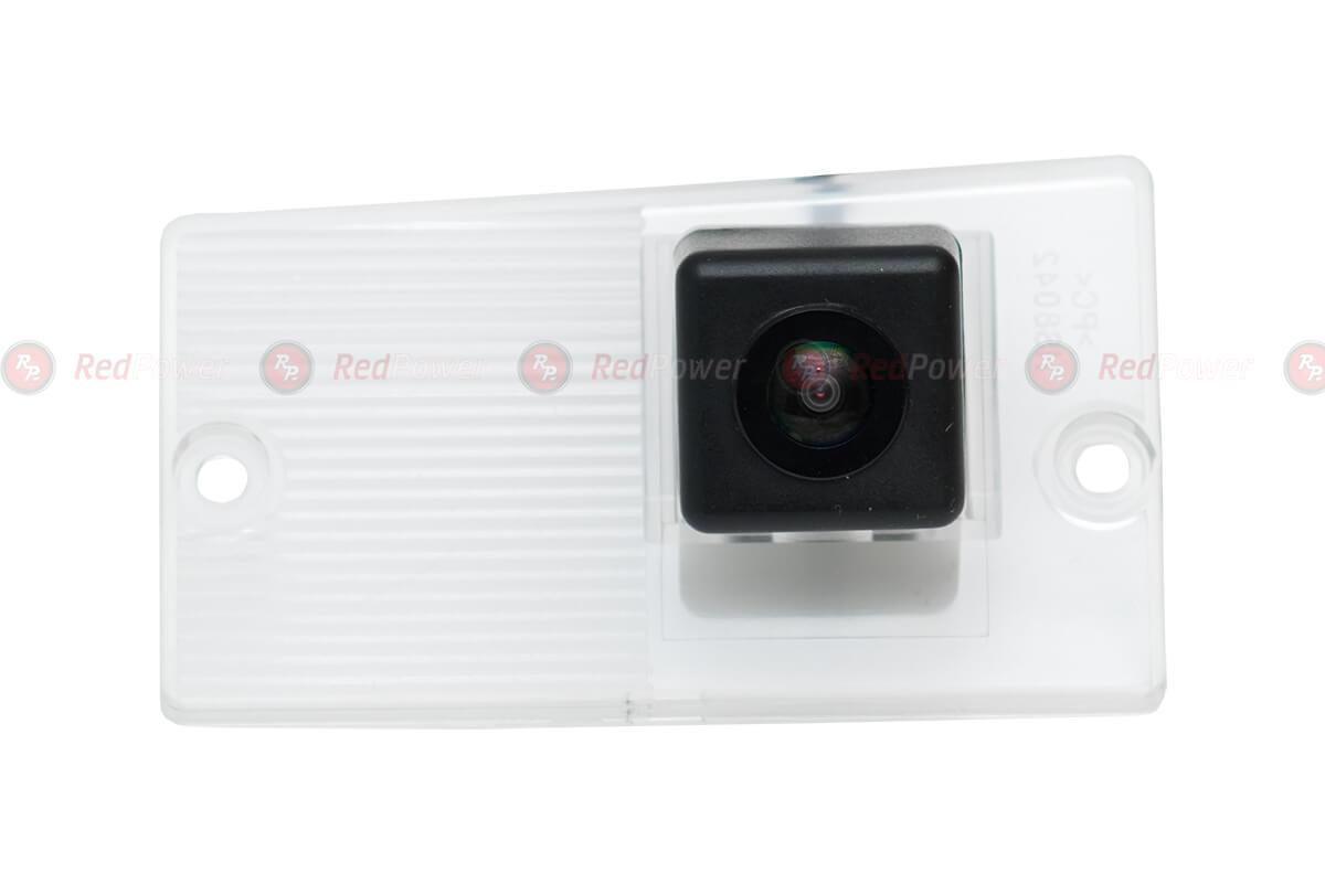 Штатная видеокамера парковки Redpower KIA187P Premium для KIA Cerato (2003-2008), Sorento (2002-2009) штатная видеокамера парковки redpower fod059p premium для ford mondeo transit