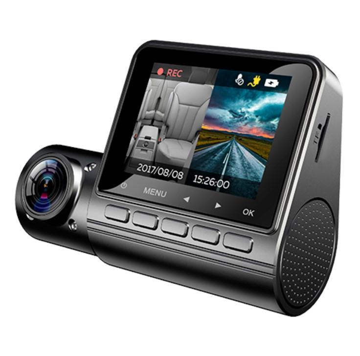 Видеорегистратор Playme SPARK (2 камеры) (+ Антисептик-спрей для рук в подарок!)