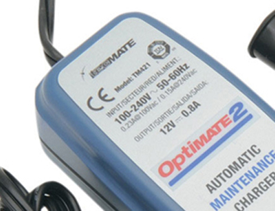 Зарядное устройство OptiMate 2 TM420