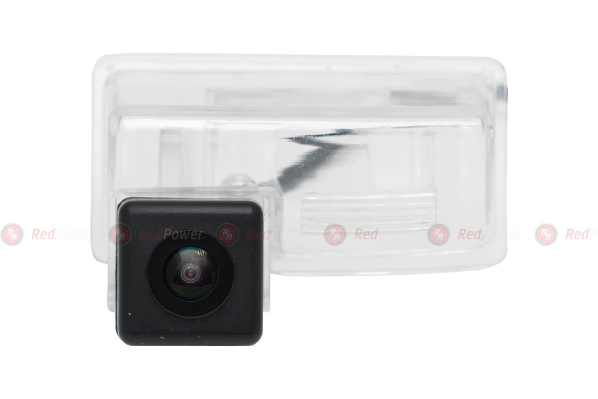 Штатная видеокамера парковки Redpower GLY120P Premium для Geely Vision (2006+)