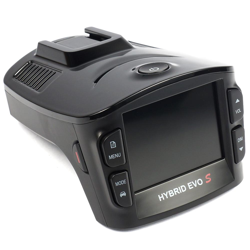 Видеорегистратор с радар-детектором SilverStone F1 HYBRID EVO S (+ Антисептик-спрей для рук в подарок!)