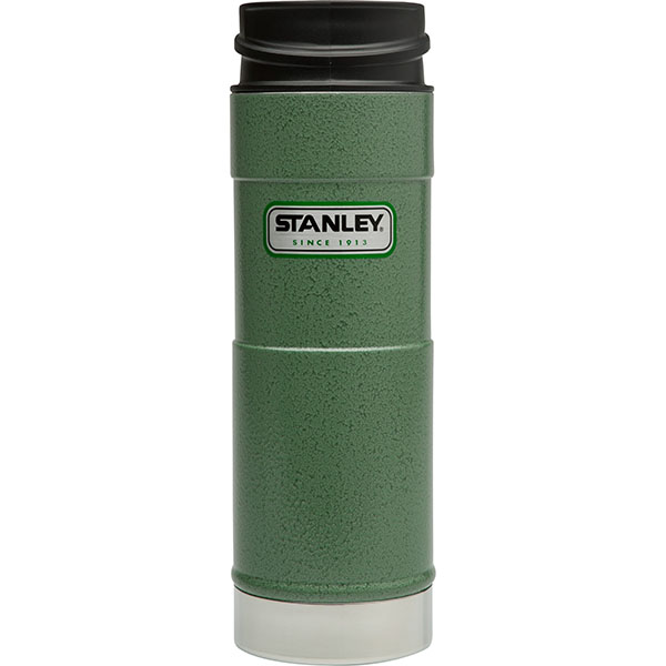 Картинка для Зеленая термокружка STANLEY Classic 0,47L 1-Hand 10-01394-013