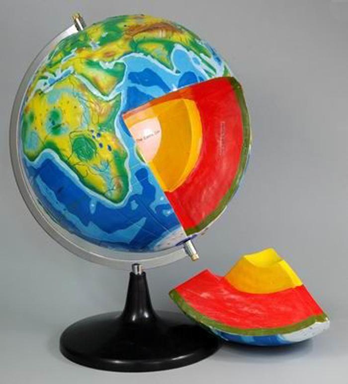 Фото - Модель «Строение Земли» сухов а социальная психология учебное пособие 10 е издание стереотипное isbn 9785446806072
