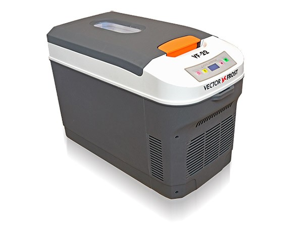Термоэлектрический автохолодильник Vector VF-22 (+ аккумуляторы холода в подарок!)