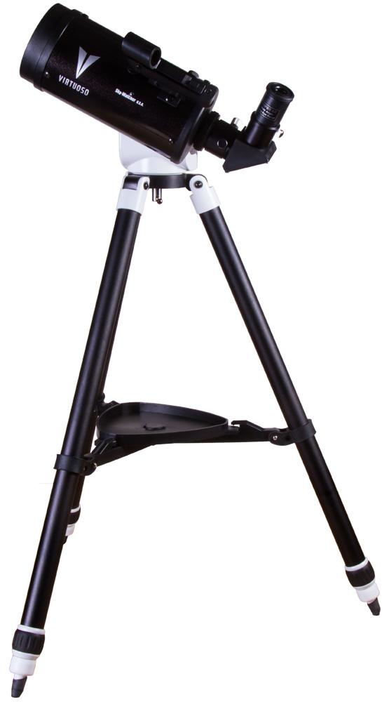 Фото - Телескоп Sky-Watcher MAK90 AZ-GTe SynScan GOTO (+ Книга «Космос. Непустая пустота» в подарок!) телескоп sky watcher mak90 az gte synscan goto