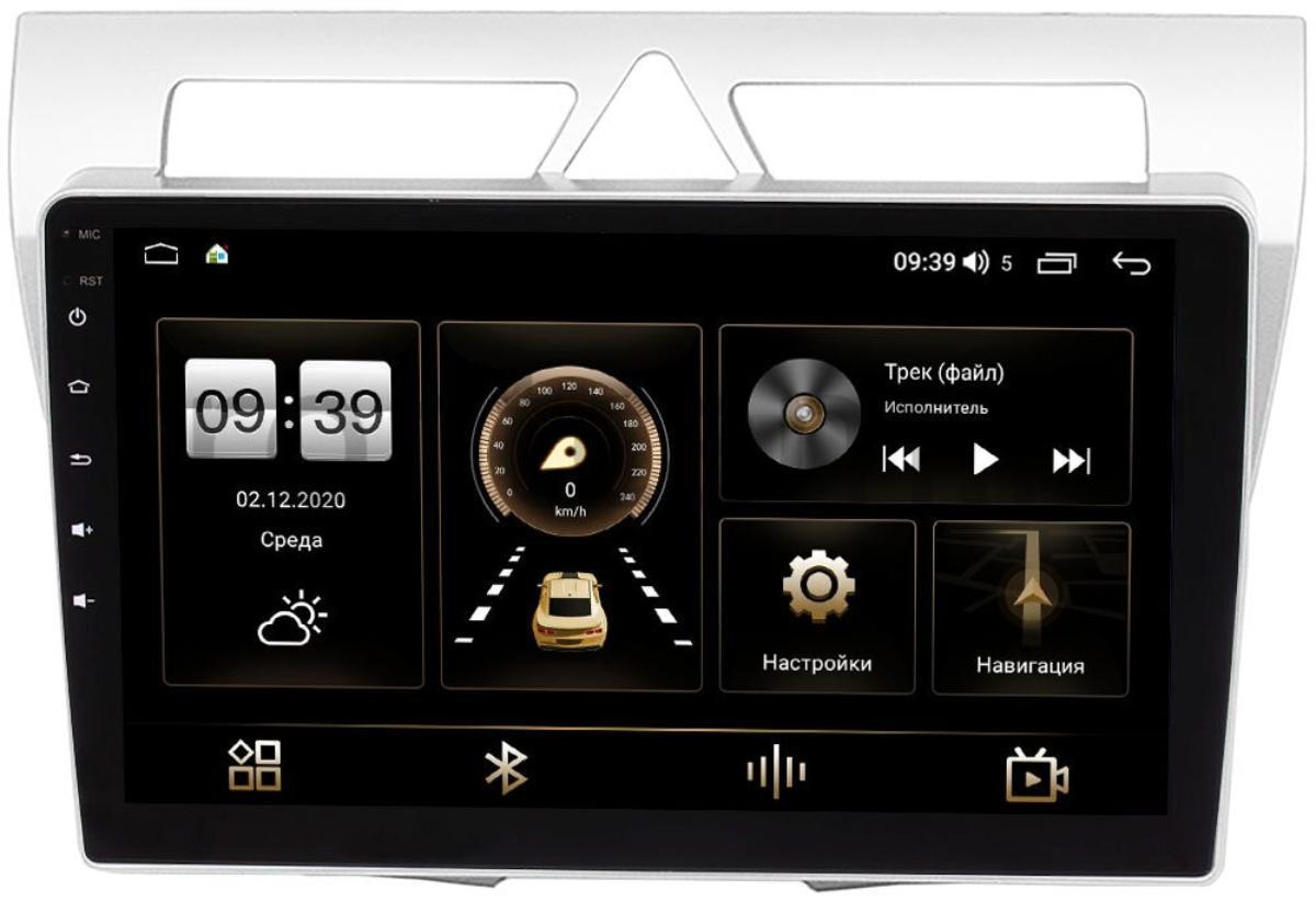 Штатная магнитола Kia Picanto 2007-2011 LeTrun 4166-9-572 на Android 10 (4G-SIM, 3/32, DSP, QLed) (+ Камера заднего вида в подарок!)