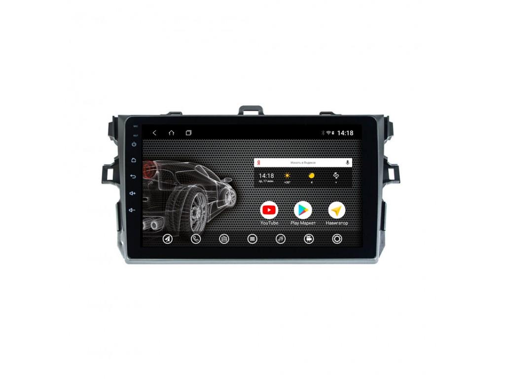Головное устройство vomi ST2835-T3 для Toyota Corolla 2007-2013 E150 (+ Камера заднего вида в подарок!)