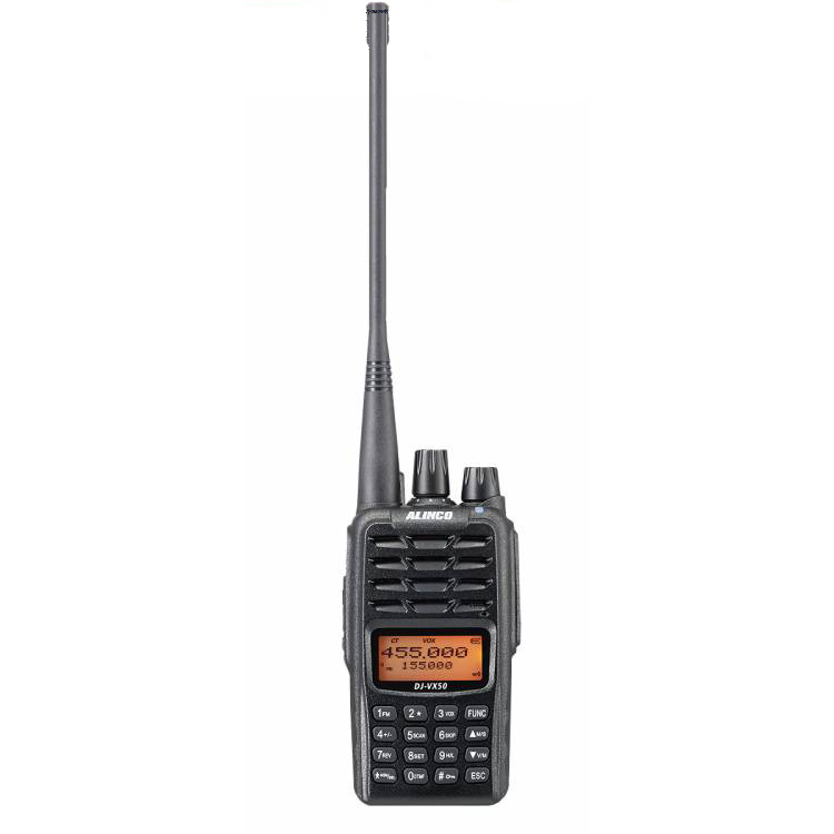 Рация Alinco DJ-VX50 baofeng 5re walkie talkie radiopofung 5re 5w 128ch uhf vhf fm vox comunicador baofeng uv 5re