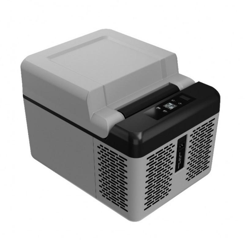 Kомпрессорный автохолодильник Alpicool C12 (12/24/110/220В) (+ Аккумулятор холода в подарок!).