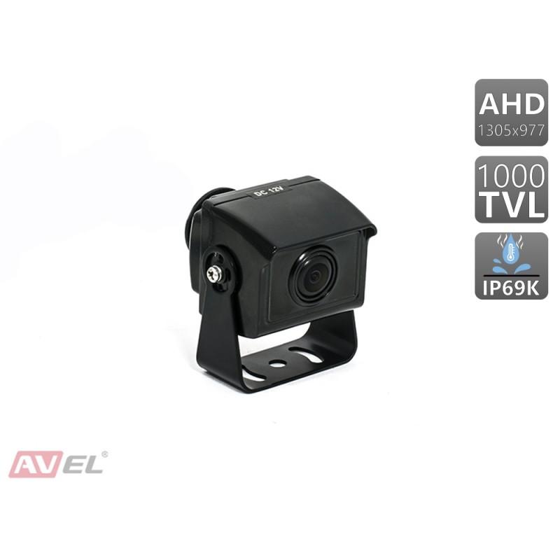 AHD камера заднего вида AVS305CPR компактного размера