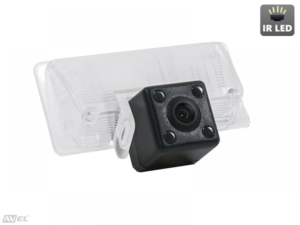 CMOS ИК штатная камера заднего вида AVS315CPR (#064) для автомобилей INFINITI/ NISSAN/ SUZUKI