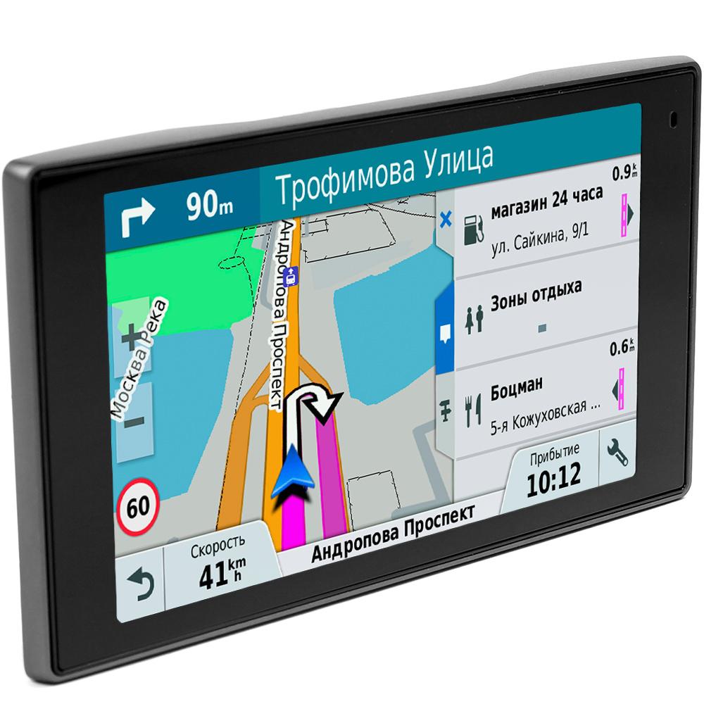 Премиум навигатор Garmin DriveLuxe 51 RUS LMT (Официальный дилер в России!)