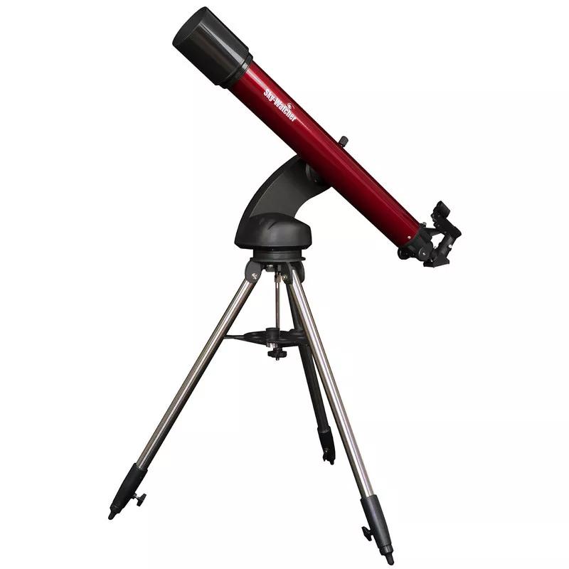Фото - Телескоп Sky-Watcher Star Discovery AC90 SynScan GOTO (+ Книга «Космос. Непустая пустота» в подарок!) телескоп sky watcher bk mak80eq1 книга космос непустая пустота в подарок