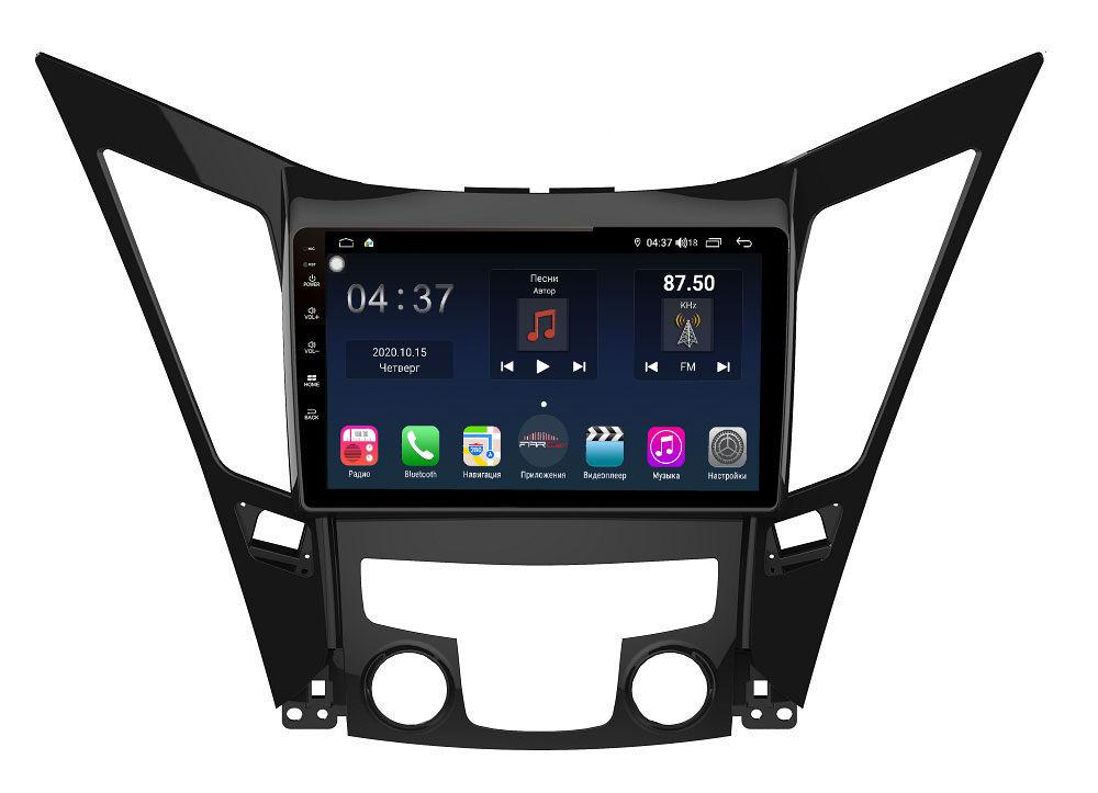 Штатная магнитола FarCar s400 для Hyundai Sonata на Android (TG794R) (+ Камера заднего вида в подарок!)