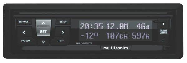 Бортовой компьютер Multitronics RI-500 (+ Салфетки из микрофибры в подарок)