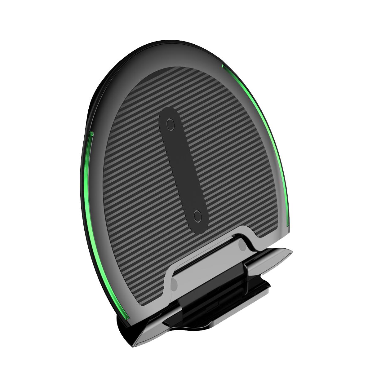 Беспроводная зарядка-подставка для телефона быстрая Baseus Foldable Multifunction Wireless Charger Black зарядка для телефона valley of yimeigu xv usb
