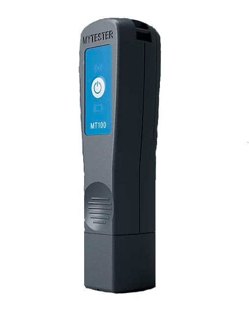 Толщиномер лакокрасочного покрытия MYTESTER MT100 (+ Салфетки из микрофибры в подарок) толщиномер лакокрасочного покрытия etari ет 600 батарейки в подарок