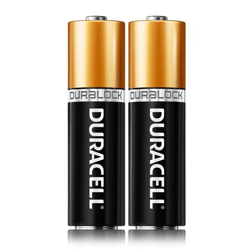 Набор алкалиновых батареек Duracell Original, тип AA, 2 шт