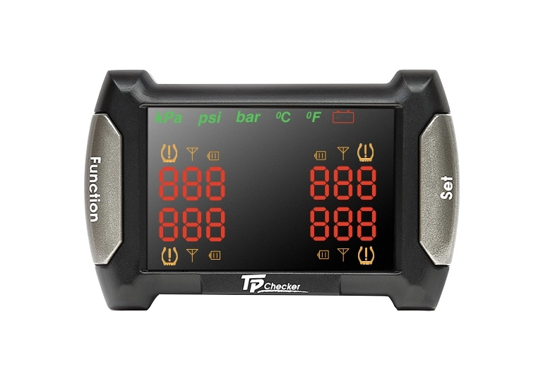 Система контроля давления и температуры в шинах Carax TPMS CRX-1010N special tpms newest technology car tire diagnostic tool with mini external sensor auto wireless universal tpms