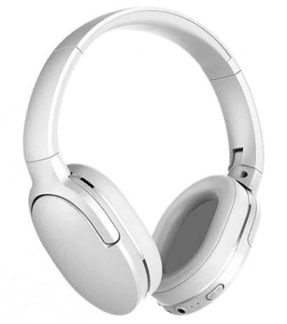 Беспроводные Bluetooth наушники BASEUS D02 ENCOK (Белые) baseus encok w02 black