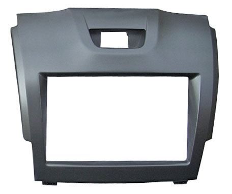 Переходная рамка Intro RCV-N09 для Chevrolet Trail Blazer, Colorado 2013+ 2DIN lantern sleeve shirred open shoulder blazer
