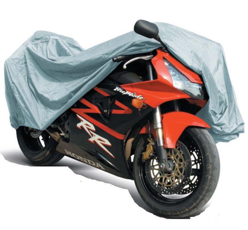 Тент-чехол для мотоцикла AVS МС-520 ХL (водонепроницаемый) купить по супер-цене