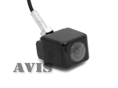 Универсальная камера заднего вида AVIS AVS310CPR (660 CMOS) универсальная камера заднего вида avis avs310cpr 985 cmos со встроенной ик подсветкой