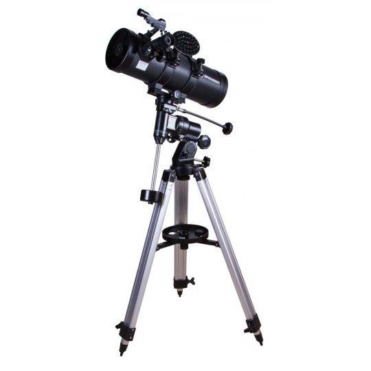 Фото - Телескоп Bresser Pluto 114/500 EQ (+ Книга «Космос. Непустая пустота» в подарок!) телескоп bresser national geographic 50 360 az книга космос непустая пустота в подарок