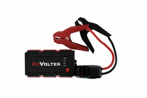 Пуско-зарядное устройство Revolter Spark(12В) (+ Салфетки из микрофибры для любых задач в подарок!)