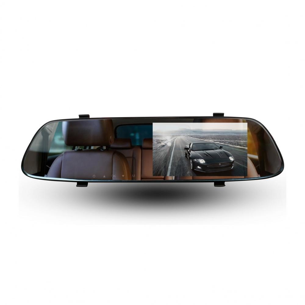 Фото - Зеркало-видеорегистратор Slimtec Dual M5 видеорегистратор зеркало slimtec dual m7