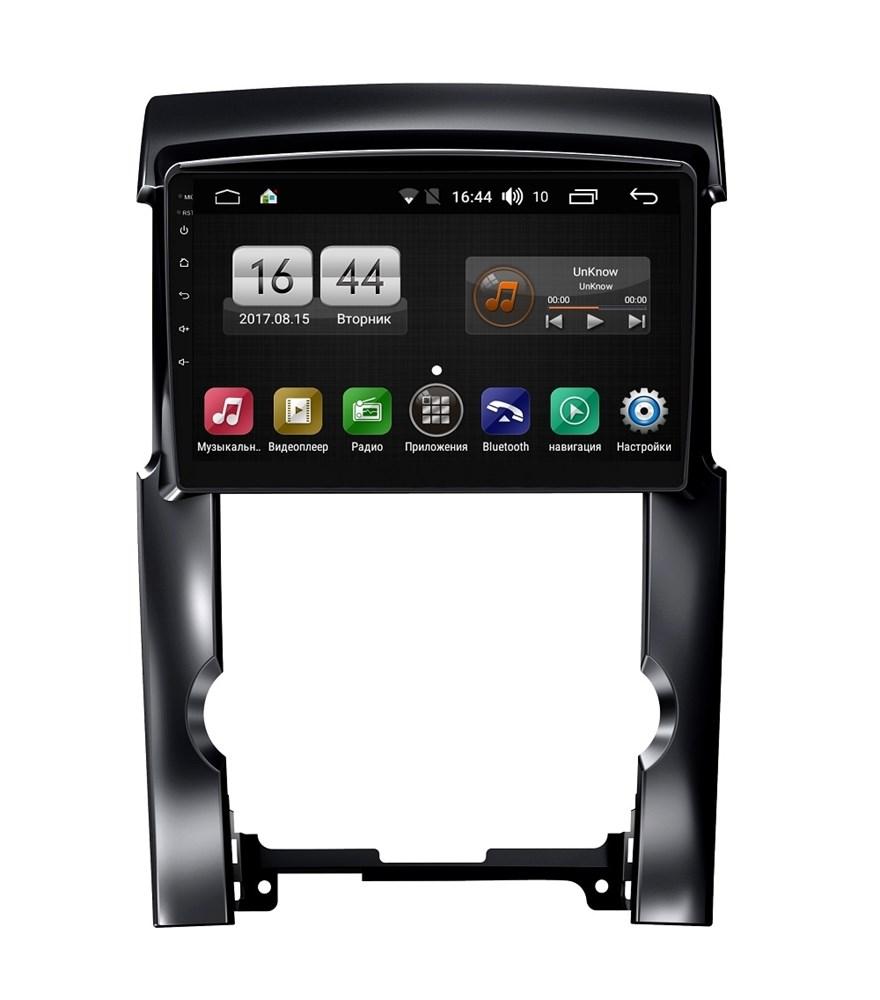 Штатная магнитола FarCar s195 для Kia Sorento 2010-2012 на Android (LX041R) (+ Камера заднего вида в подарок!)