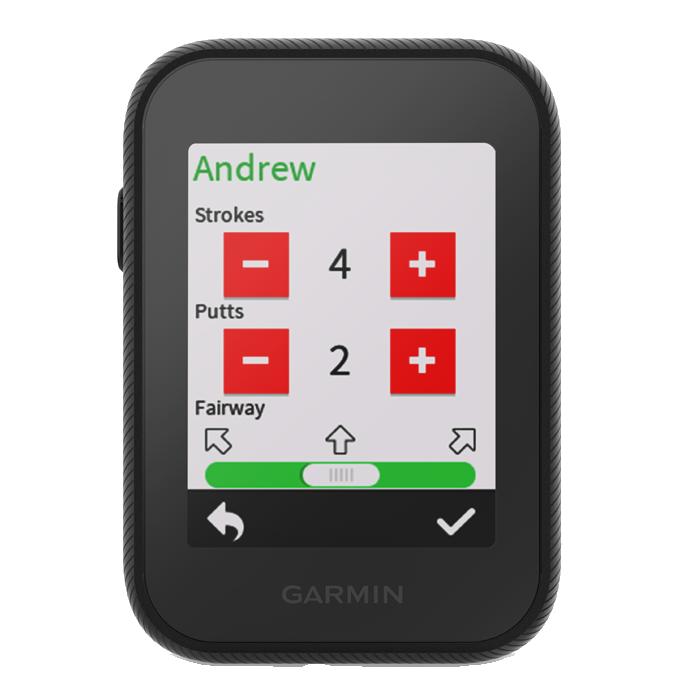 Портативное устройство с GPS для гольфа Garmin Approach G30