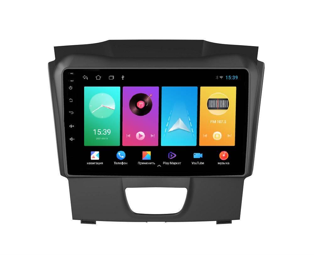 Штатная магнитола FarCar для Chevrolet Colorado, Trailblazer на Android (D435M)