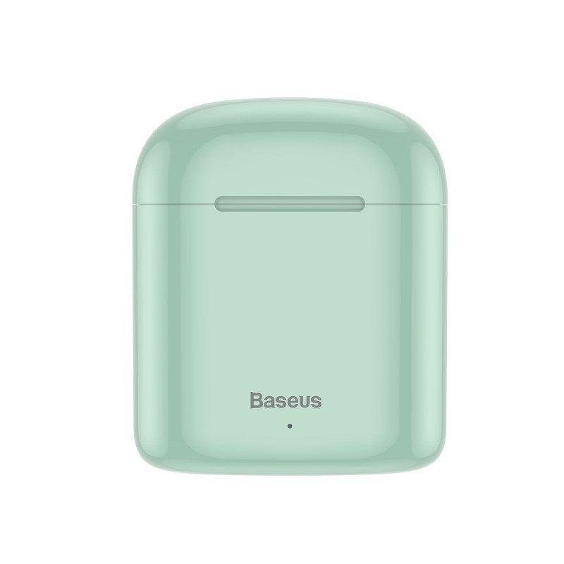 Наушники Baseus Encok True Wireless Earphones W09 Green наушник
