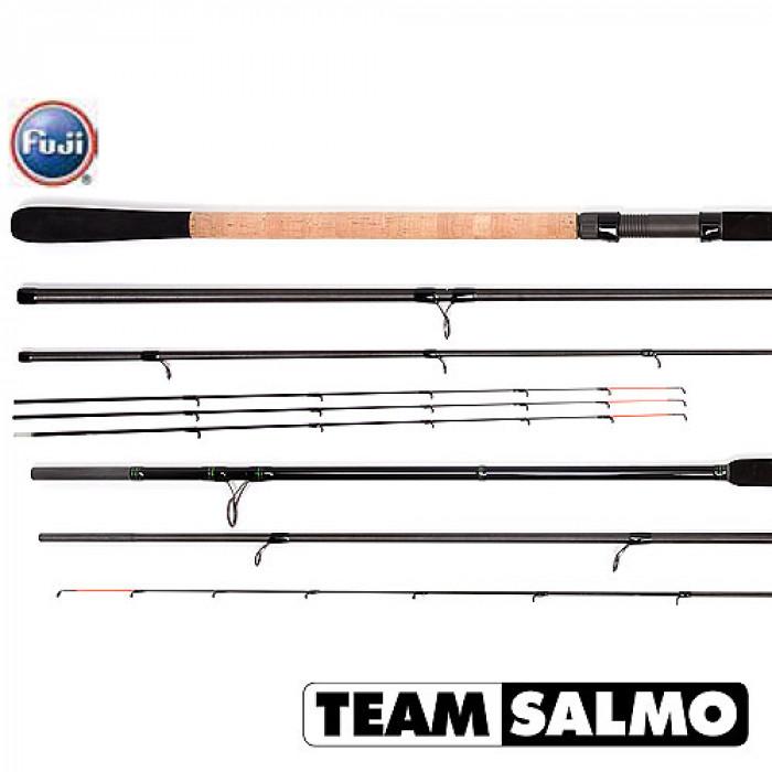 Удилище фидерное Team Salmo ENERGY Feeder 100 3.60 удилище фидерное team salmo energy feeder 130 3 90