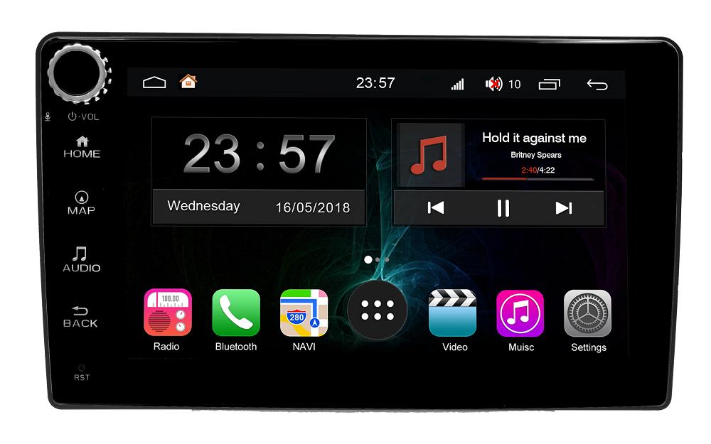 Штатная магнитола FarCar s300-SIM 4G для Lada Granta на Android (RG1207RB) (+ Камера заднего вида в подарок!)
