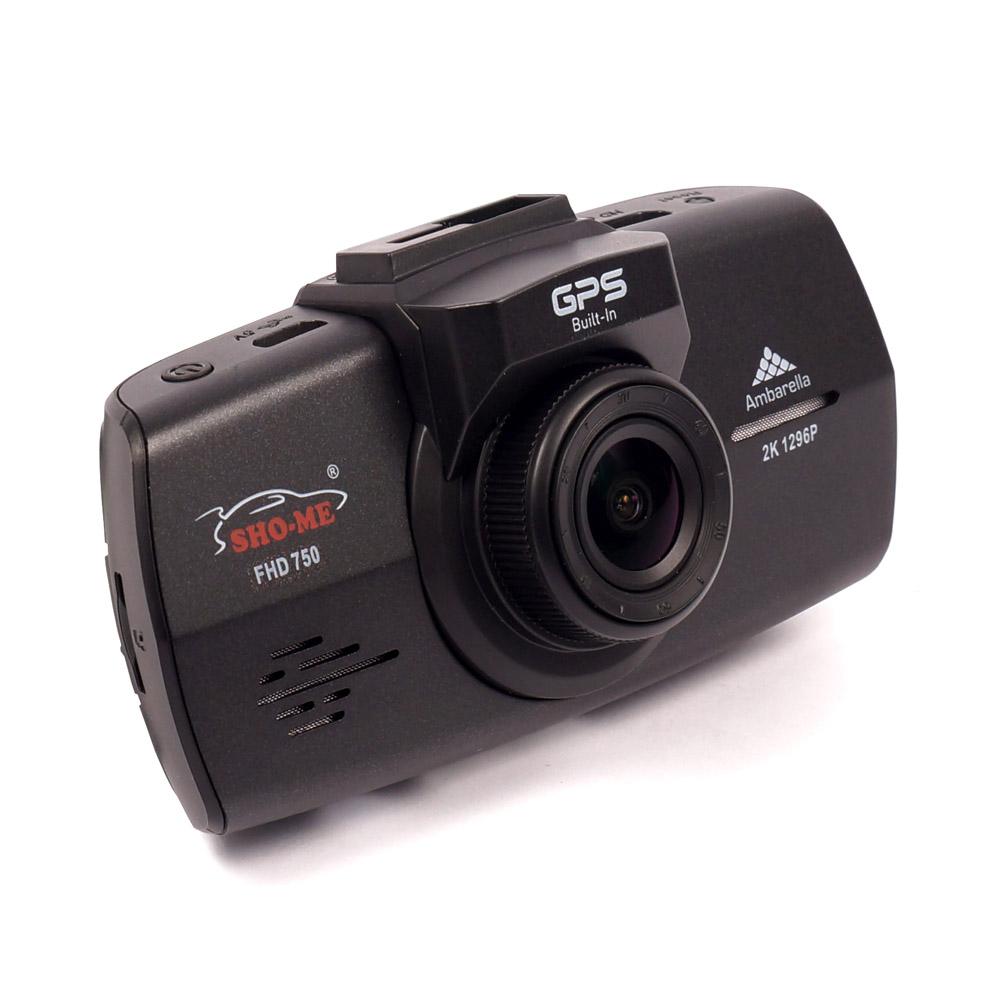 Видеорегистратор Sho-Me FHD 750 автомобильный видеорегистратор sho me sfhd 500