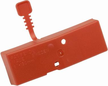 Чехол на ножи ручных ледобуров MORA ICE Easy диам 125 мм (цвет красный) все цены