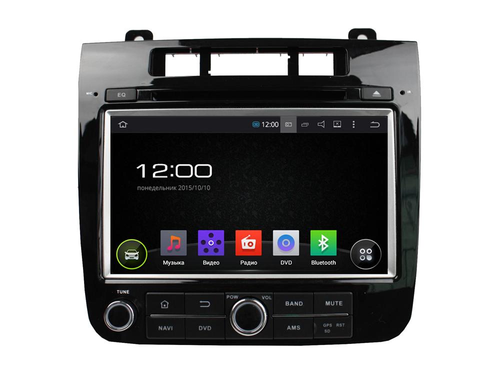 Штатная магнитола FarCar s130 для VW Touareg (2011-2014) на Android (R905) (+ Камера Заднего Вида в ПОДАРОК) цены