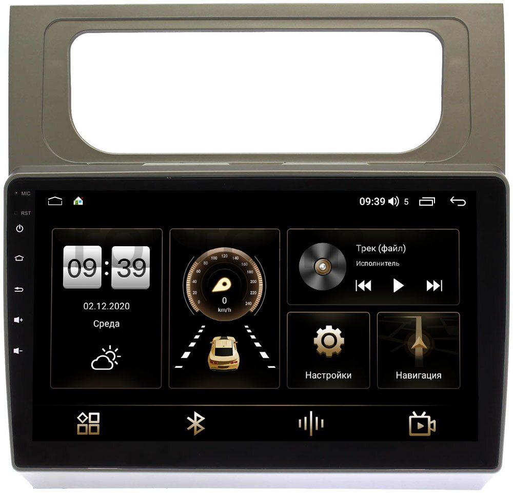 Штатная магнитола Volkswagen Touran II 2010-2015 LeTrun 4165-10-1161 на Android 10 (4G-SIM, 3/32, DSP, QLed) (+ Камера заднего вида в подарок!)