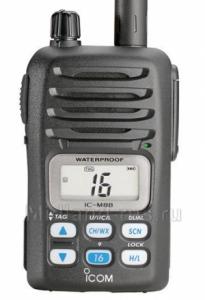 Морская портативная рация Icom IC-M88 морская портативная рация icom ic m36