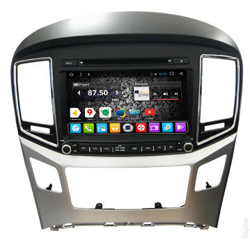 Штатная магнитола DayStar DS-7000HD Hyundai H1 2016+ ANDROID 7.1.2 (8 ядер, 2Gb ОЗУ, 32Gb памяти) daystar ds 7067hd page 9