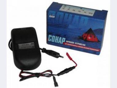 Зарядное устройство от сети 220В для аккумуляторов 5-12 Ач 12В (СОНАР-12)