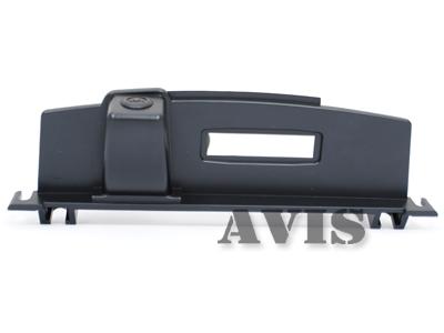 CMOS штатная камера заднего вида AVIS AVS312CPR для NISSAN TIIDA HATCHBACK (#066), интегрированная с ручкой багажника камера заднего вида avis avs321cpr 015 для focus iii 2011 2016 интегрированная с ручкой багажника