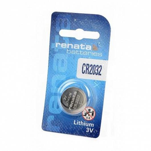 Батарейка литиевая RENATA CR2032