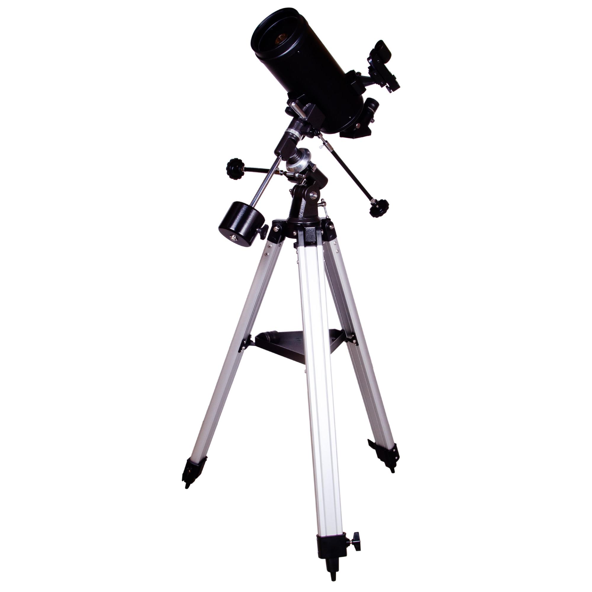 Фото - Телескоп Levenhuk Skyline PLUS 105 MAK (+ Книга «Космос. Непустая пустота» в подарок!) телескоп levenhuk skyline pro 127 mak