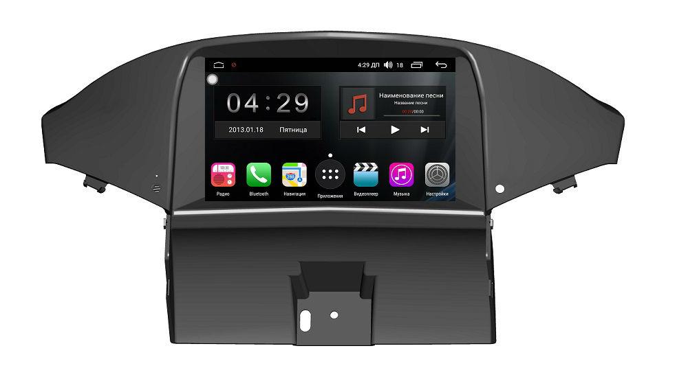 Штатная магнитола FarCar s200+ для Chevrolet Orlando 2012+ на Android (A155) (+ Камера заднего вида в подарок!)