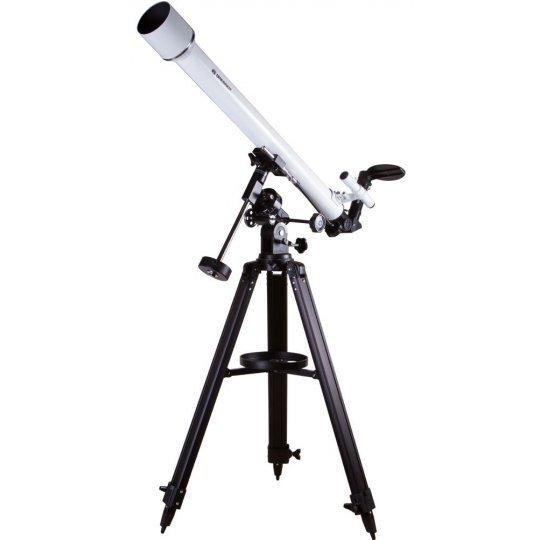 Фото - Телескоп Bresser Classic 60/900 EQ (+ Книга «Космос. Непустая пустота» в подарок!) телескоп bresser national geographic 50 360 az книга космос непустая пустота в подарок