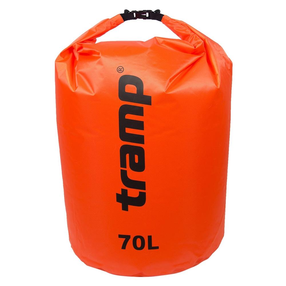 Гермомешок Tramp ПВХ Diamond RipStop 70 л (оранжевый) гермомешок tramp diamond ripstop tra 110 5l orange