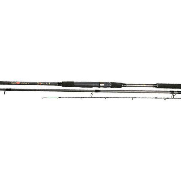 Фидерное удилище Mikado PRINCESS MEDIUM Feeder 390 (до 120 г) (+ Упаковка виброхвостов в подарок!) WAA335-390